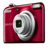 Coolpix A10 Kit inkl. Tasche rot