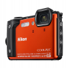 Coolpix W300 Holiday Kit Orange