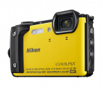 Coolpix W300 Holiday Kit Gelb
