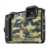 Coolpix W300 Holiday Kit Camouflage