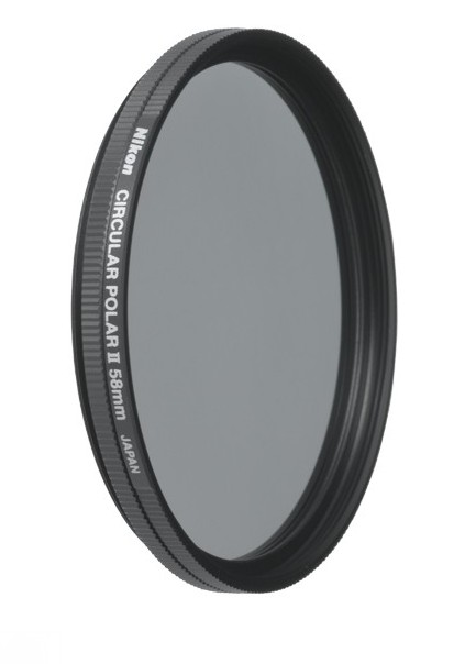 C-PL II Filter 58mm
