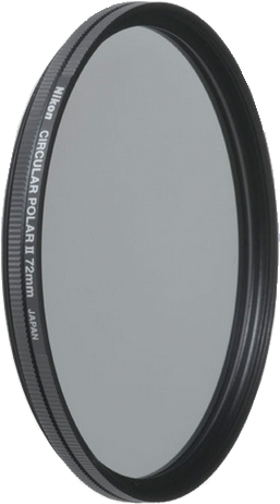 C-PL II Filter 72mm